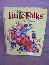 Little Folks Annual drawings Jean Walmsley Heap Pendelfin Hard to Find Collins