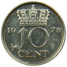 (Z97) - Niederlande Netherlands - 10 Cent Cents 1903-2000 - KM#