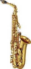 YAMAHA YAS-82Z (YAS-82ZII) Custom Z Alto Saxophone w/ V1 Neck - BRAND NEW -