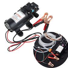 DC12V 5L Oil Extractor Scavenge Suction Vacuum Transfer Change Pump for Car Boat