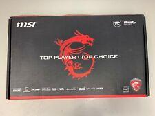 "MSI GS63VR 6RF Stealth Pro 15.6"" i7-6700HQ 2.60GHZ 16GB RAM 512GB SSD 1TB HDD"