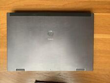 HP EliteBook 8540W, Core i7 2.8GHz, Nvidia 880M, 8GB RAM, 300GB HDD,& Windows 7