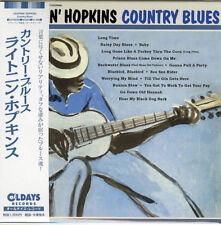 LIGHTNIN' HOPKINS-COUNTRY BLUES-JAPAN MINI LP CD C94