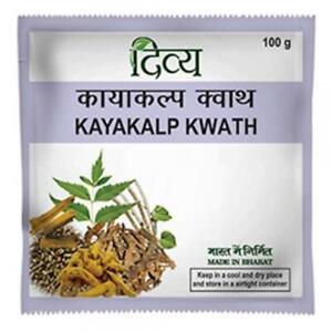 Swami Ramdev Patanjali UK Divya Kayakalp Kwath 100g