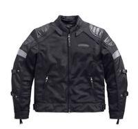 Harley Davidson Men's FXRG Functional Switchback Textile Jacket 98094-15VM SMALL