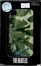 New in box THE BEATLES ABBEY ROAD iPhone 4/4S Case Cover FREE SHIP in the U.S.