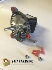 HARMAN PELLET STOVE EXHAUST- COMBUSTION BLOWER MOTOR FAN - PP7613 - 3-21-08639