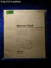 Sony Bedienungsanleitung MPK TRB Handycam Marine Pack (#0460)