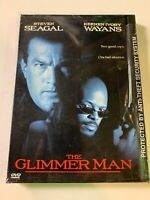 The Glimmer Man (DVD, 1997 Steven Seagal Keenen Ivory New Sealed