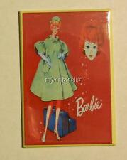 "Vintage BARBIE  Lunchbox 2"" x 3"" Fridge MAGNET Art"