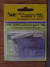 1/48 CMK Supermarine Spitfire Armament Type C  Resin & Photo Etch Detail Set NEW