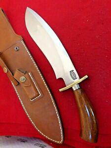 "RBH USA mint wood handled custom handmade 11"" blade Kukri Knife"