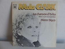 PETULA CLARK La chanson d' Evita CBS 5065