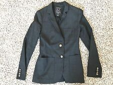 Talula Women's Suit Blazer Jacket Coat Dark Gray - Size 0