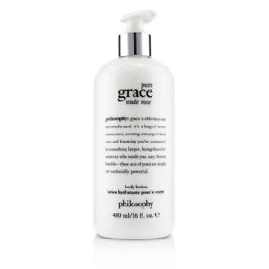 NEW Philosophy Pure Grace Nude Rose Body Lotion 480ml Perfume