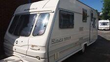 Avondale Rialto Millenium Edition 5 berth caravan