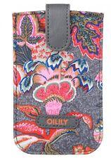 Oilily Cas De Téléphone Portable Jatin Flowers Smartphone Pull Case Dove
