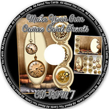Make Your Own Cameo Cards CD-ROM 7
