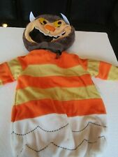 Pottery Barn Kids Halloween costume Monster Where the wild things Are 12 24 mos