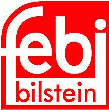 BMW 525iT 535is L6 Febi Bilstein Inner Tie Rod Assemblies (2) 08581 32211135668