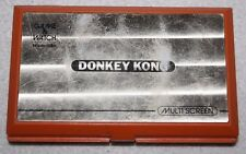 ++ jeu electronique LCD game & and watch DONKEY KONG multi screen ++