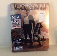 Logan (DVD, Includes Digital Copy 4K Ultra HD Blu-ray/Blu-ray Only  B)