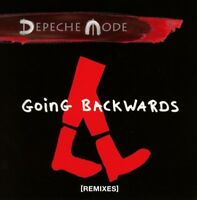 DEPECHE MODE - GOING BACKWARDS (REMIXES)   CD SINGLE NEU