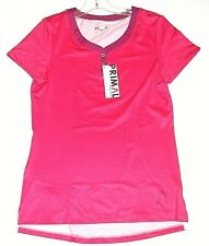 Womens Primal FUC1H60WS Fuchsia Henley Cycling Jersey Sz Small NWT $70