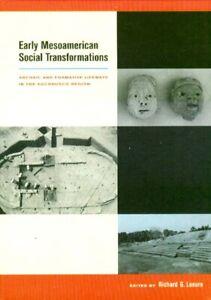 Early MesoAmerica Society Religion Work Gender Roles Mexico Guatemala 3500-500BC