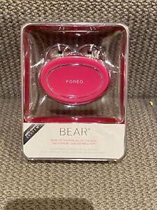 Foreo Bear facial toning device - brand new in box/sealed