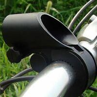 MTB Bike Bicycle Light Lamp Cree LED Flashlight Torch Mount Bracket Holder Clips