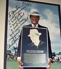 Chi Chi Rodriguez Inscribed Matted Photo to Ken Morton 1992 Hall of Fame