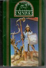 CR NINIVE MODELS B10 - WALLACHIAN VOYNYK AUXILIARY C. 1500 54mm WHITE METAL KIT