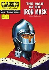 The Man in Iron Mask (Classics illustrée) par Alexandre Dumas Livre de poche b
