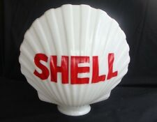 Reproduction Shell Gas Pump Globe *Gas & Oil
