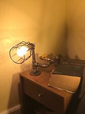 Galvanized Pipe Lamp Light