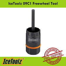 IceToolz 09C1 Shimano Bike Cassettes Center Lock Disc Brakes Freewheel Tool
