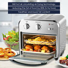 1500W Air Fryer Toaster Oven 10.5 QT Dehydrate Convection Ovens w 3 Accessories  photo