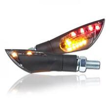 LED-intermitentes dual con luz trasera función tintadas m8 universal motos e-Revisado
