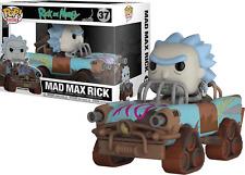 RICK & MORTY - Mad Max Rick POP! Ride Vinyl Figure (Funko) #NEW