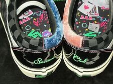 Feature x Vans Vault Mens Sinners Club Og Old Skool Lx Shoes Black Size 8.5 NIB