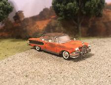 1958 Edsel Rusty Weathered Barn Find Custom 1/64 Diecast Car Rust