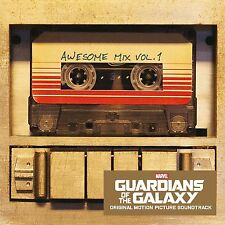 Guardians Of The Galaxy Awesome Mix Vol 1 - NEW CD Sealed  Movie Film Soundtrack