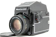 【N.MINT】 Mamiya M645 1000S w/ Sekor C 80mm f/2.8 N + PD Prism Finder  From JAPAN