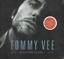 2 CD ♫ Box Set **TOMMY VEE ♦ SELECTIONS VOLUME 4** nuovo sigillato