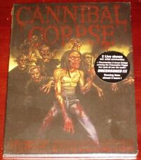 Cannibal Corpse: Global Evisceration Live DVD 2011 Metal Blade 3983-34063-9 NEW