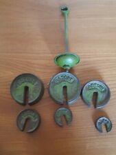 Farming/Agricultural Vintage Weights