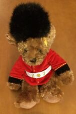 Russ British Guard Bear Named Archie 10""
