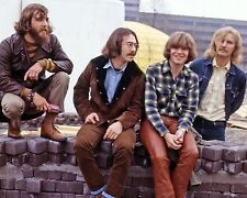 "Creedance Clearwater Revival 10"" x 8"" Photograph no 46"