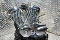 2007 Honda Shadow VLX 600 Engine Motor Transmission